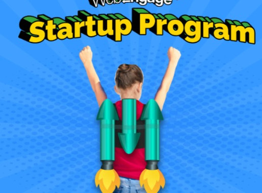 WebEngage Launches Six-Month Accelerator Program For B2C Startups