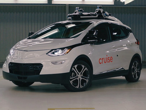 Autonomous vehicle company Cruise raised $2 bn from Microsoft