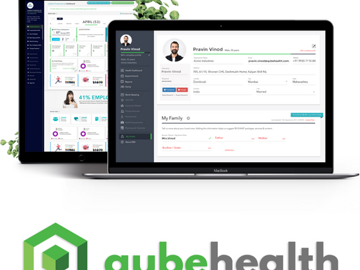 Qube Health raises a Pre-Series-A led by Inflection Point Ventures