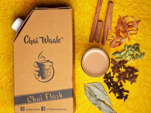 Chai Waale raised Rs 1.75 cr from angel investors