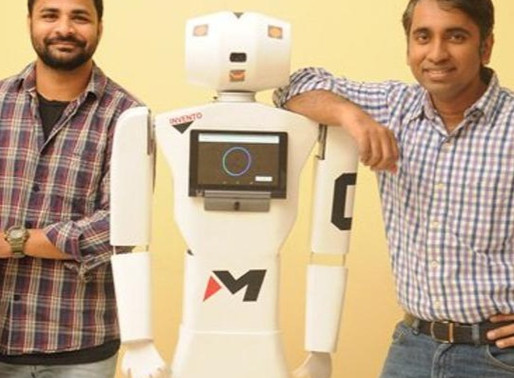 Invento Robotics raises undisclosed fund from MSPL Limited, others