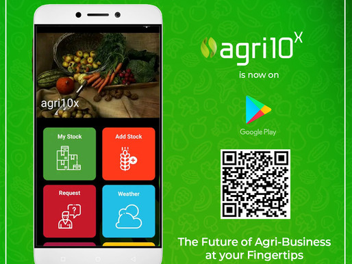 Blockchain-led agritech startup Agri10x raised funds from Omnivore
