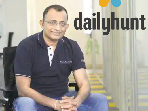 Dailyhunt Raises INR 73 Cr, Restructures Ownership After 26% FDI Cap