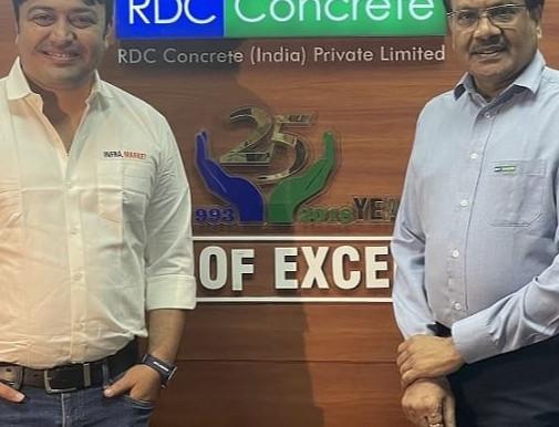 Infra.Market acquires RDC Concrete India