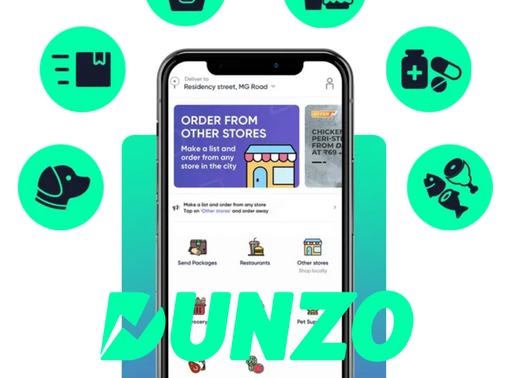 Dunzo raised $28 Mn From Google, Lightstone & Others