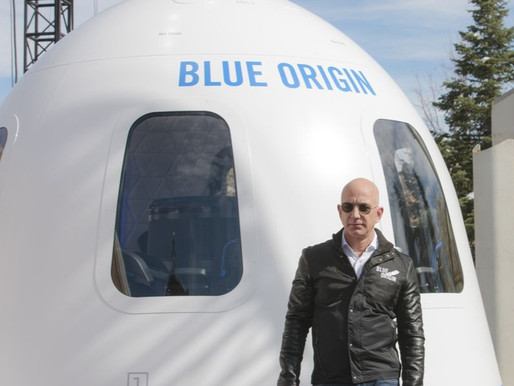 Blue Origin to launch first space tourism passengers on July 20, to auction 1 seat
