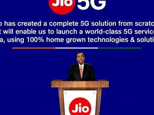 Jio Platforms, Qualcomm successfully test 5G solutions, clock over 1 Gbps speed in trials