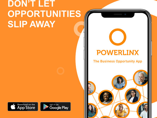 Doubling down on democratizingbusiness development efforts for SMEs,Powerlinx launches iOS &