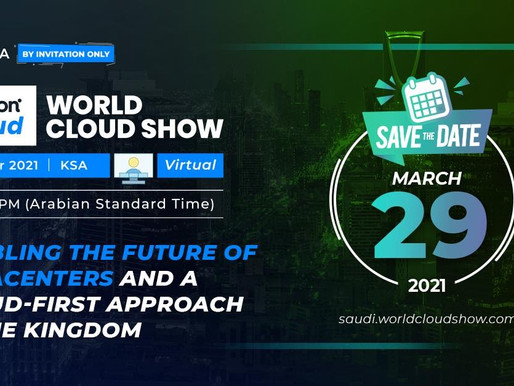 Saudi Arabia set to become the next cloud computing hub as major leaders share their vision at WCS