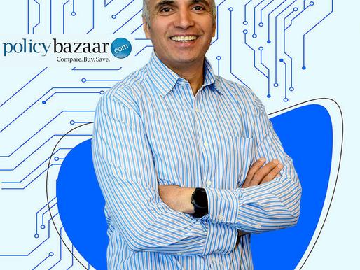 Policybazaar Plans Mumbai IPO Filing Next Month