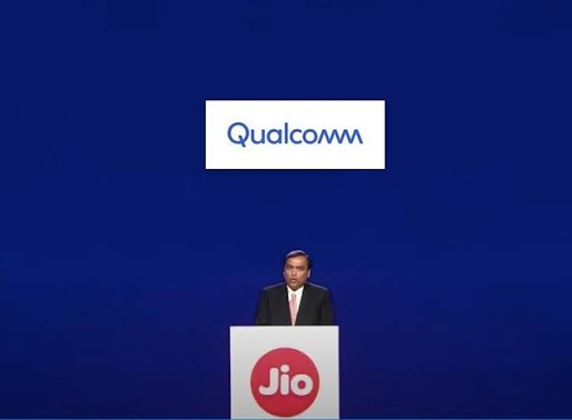 Qualcomm investing Rs 730 cr in Jio Platforms for 0.15% stake