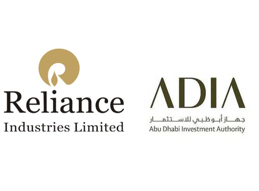 Abu Dhabi Investment Authority to invest $1 billion dollars in JIO Fiber