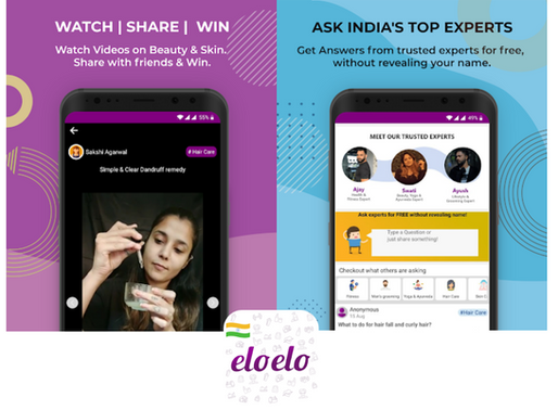Video-based social commerce platform Eloelo raises $450K in seed round led by Waterbridge