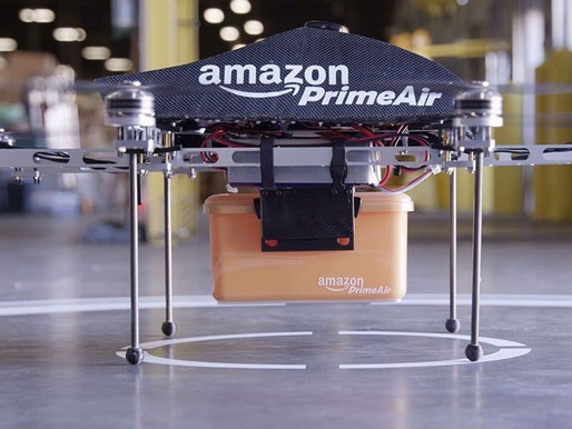 Amazon Lays Off Staff At Prime Air Drone Project