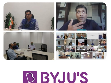 Byju's, NITI Aayog partner to provide free education in 112 districts