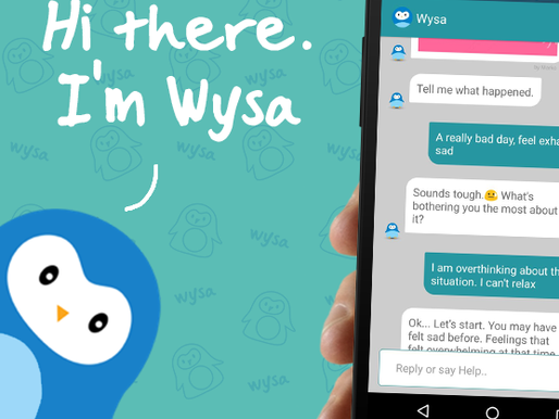 Google backs mental health startup Wysa in series A round