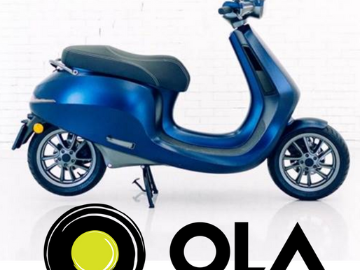 Ola to launch electric two-wheeler range in New Zealand