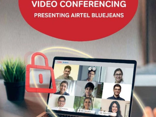 Airtel Partners With Bluejeans to launch video calling service