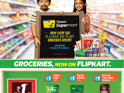 Flipkart launches grocery service in Pune amid Maharashtra lockdown