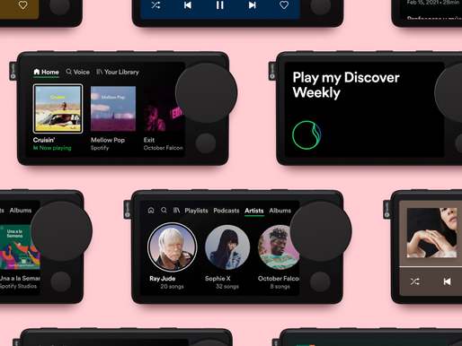 Spotify launches its in-car entertainment system 'Car Thing' in US