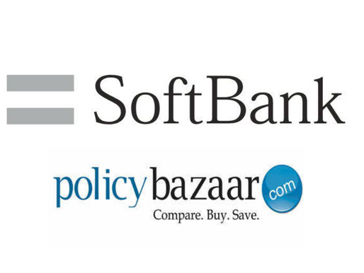SoftBank invests $130 Mn Into PolicyBazaar At $1.5 Bn Valuation