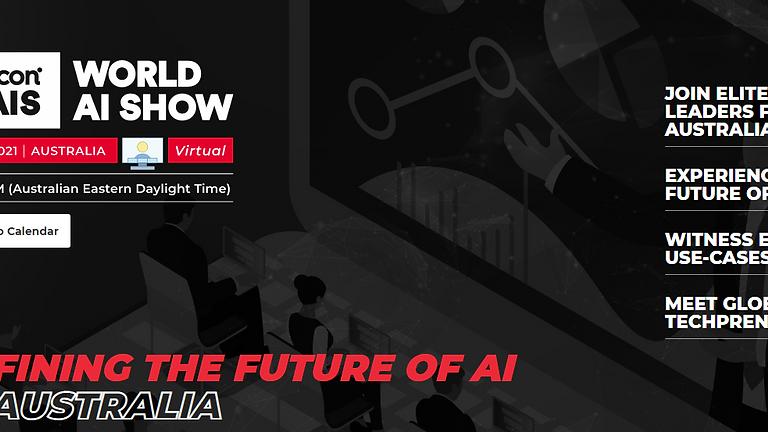 World AI Show - Australia