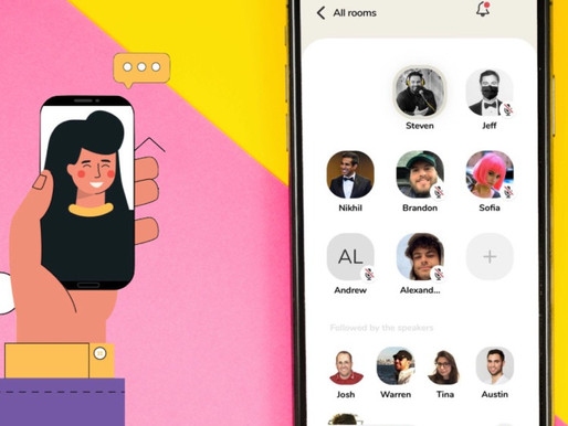 Clubhouse finally launching its android app this week