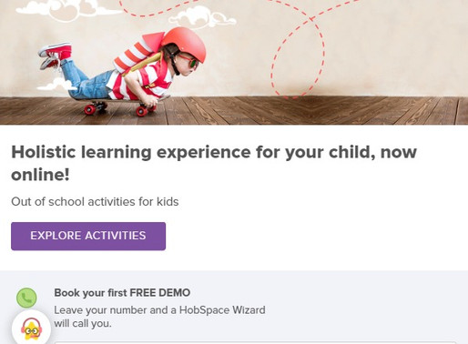 Extra-curricular activities platform HobSpace raises seed round led by Artha Venture Fund