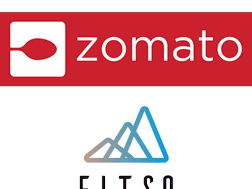 Zomato isreportedto be in talks to acquire Fitso