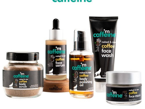 Personal Care Startup mCaffeine Raises Over INR 22 Cr