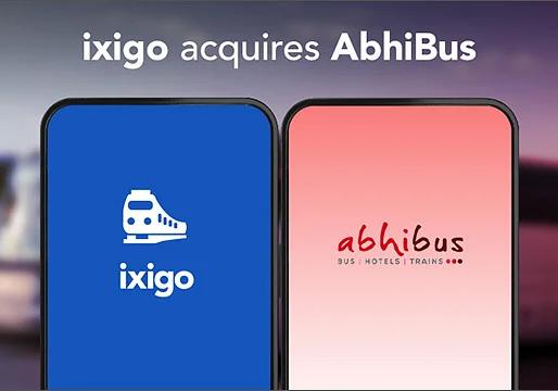 Ixigo acquires Inter-City Bus ticketing platform AbhiBus