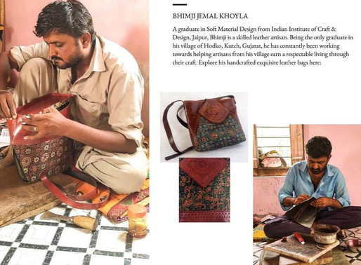Jaypore partners with Creative Dignity to help artisans sell online