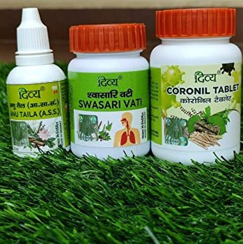 Patanjali ayurved  fined Rs 10 lakhs for chasing profits by claiming coronil as a cure
