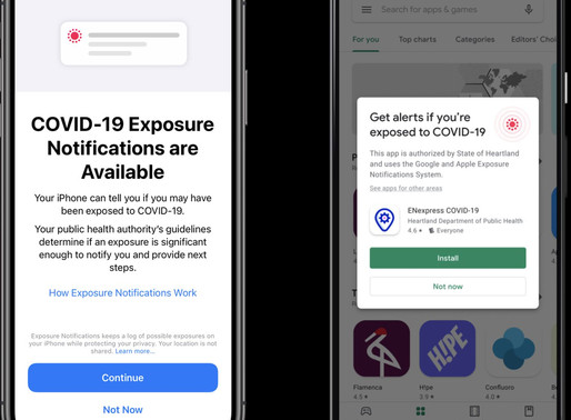 Apple launches COVID-19 'Exposure Notification Express' with iOS 13.7 — Android to follow later this