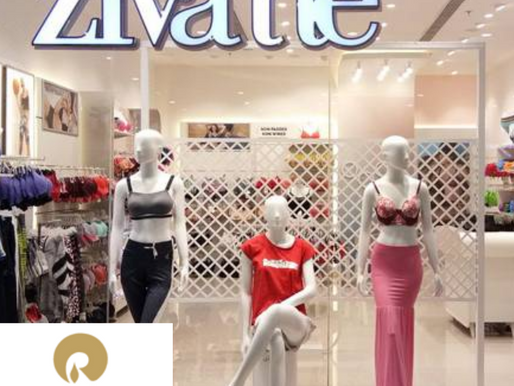 Reliance buys stake in lingerie retailer Zivame