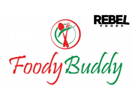 Rebel Foods picks up a 14% stake in FoodyBuddy