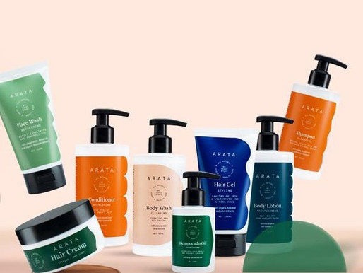 Indian personal care brand Arata raises $1Mn in funding