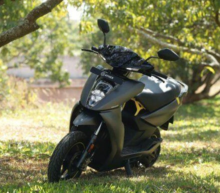 Ather Energy launches itselectric scooter 450X in 16 additional Indian cities
