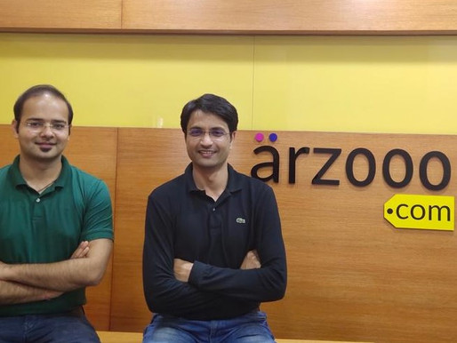 B2B retail tech startup Arzooo raises $7.5 Mn in Series A led by US-based WRVI Capital