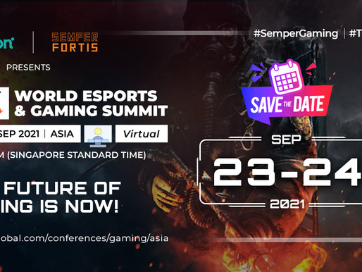 Nolan Bushnell Joins the Inaugural Edition of World Esports & Gaming Summit in Asia.