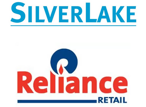 Reliance Retail in talks with Silver Lake to sell 1.8% stake for $ 1bn