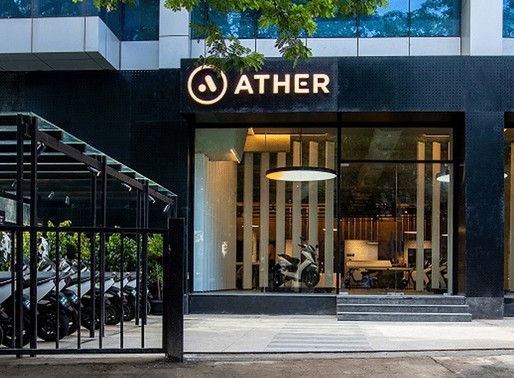 Ather Energy raises Rs 84 cr from Hero MotoCorp