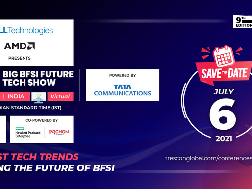 Trescon's Big BFSI Future Tech Show to unearth and navigate the potential of emerging tech in India