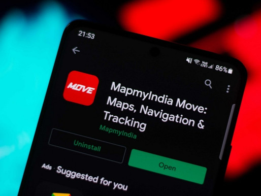 MapmyIndia offers free GPS tracking to transport critical medical infra and widget
