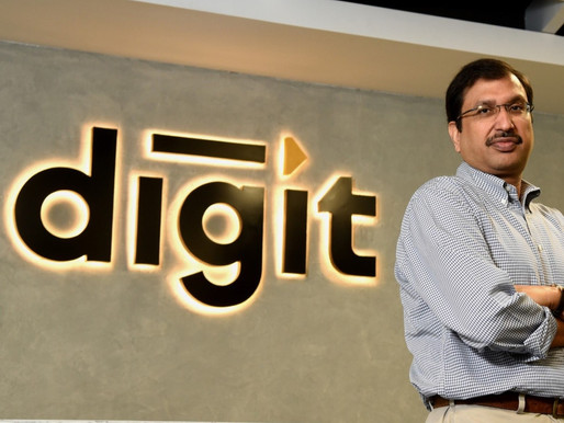 Digit Insurance Becomes First Unicorn Of 2021, raised $18 mn