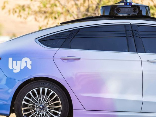 Lyft to Sell Self-Driving Unit to Toyota for $550 Mn