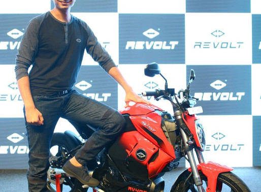 Revolt Motors looks to raise $100 million in equity capital
