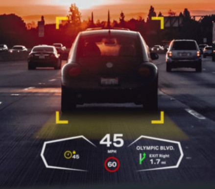 Holographic startup Envisics partners with Panasonic to fast-track in-car AR tech