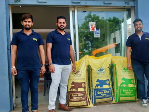 Animal nutrition startup Krimanshi raises Rs 5 Cr from RVCF
