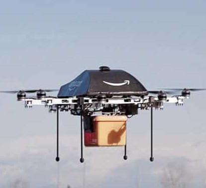 Amazon moves closer with FAA approval